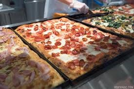 Pizza Disney dining