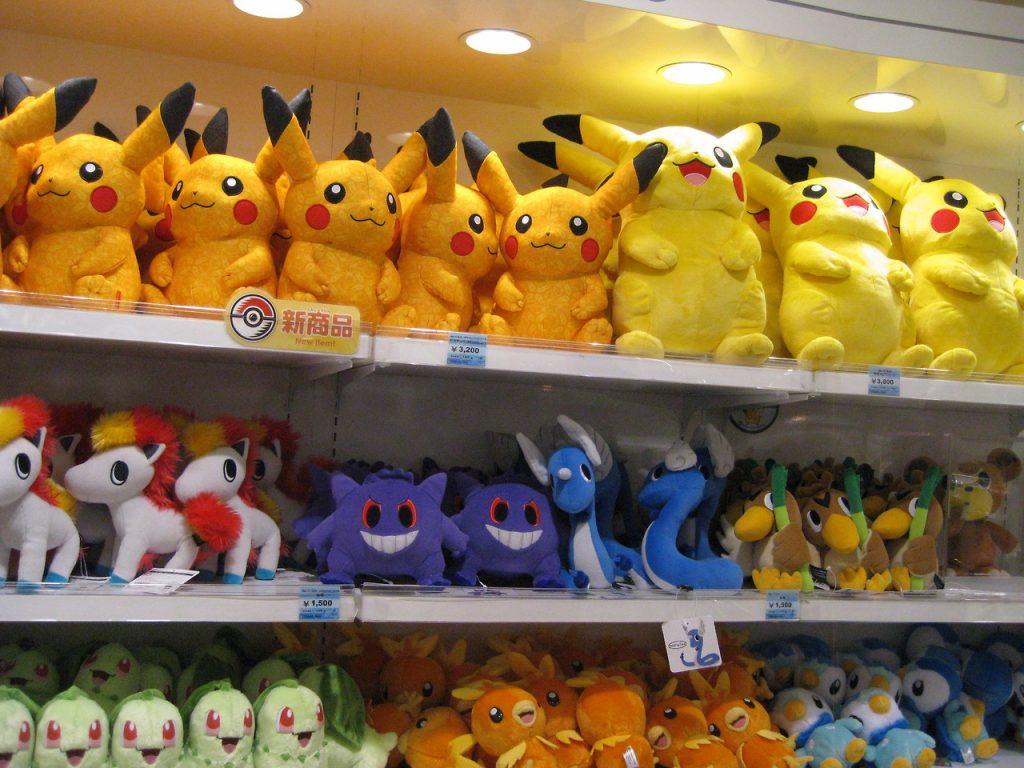 Pokemon at Epcot