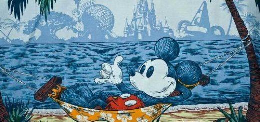 relax at Disney