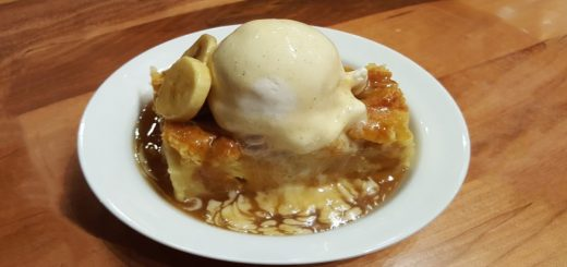 Bread Pudding Polynesian