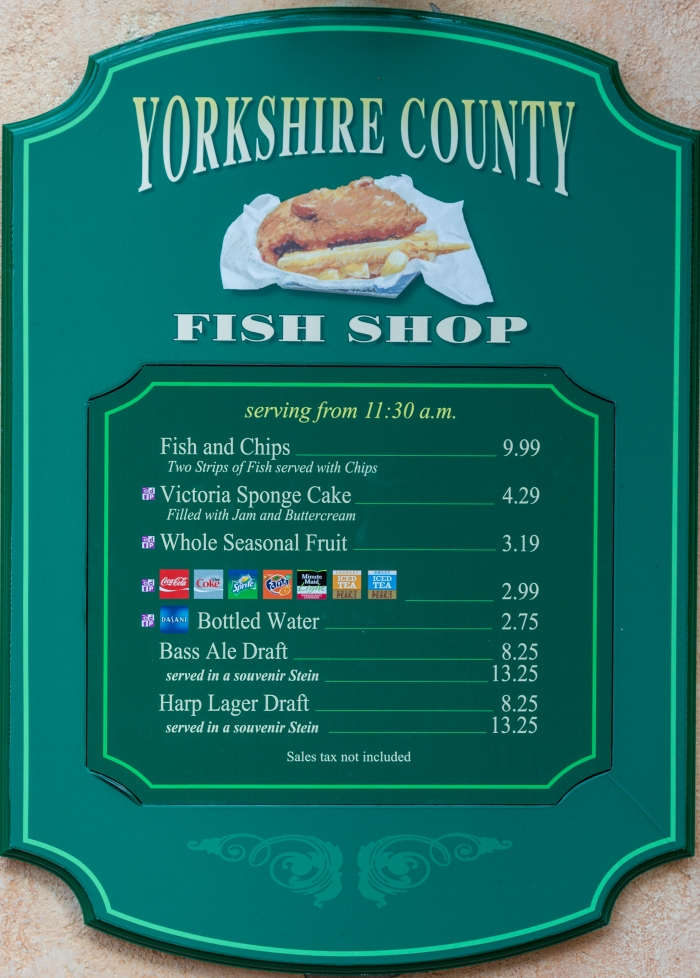 Yorkshire Fish Shop