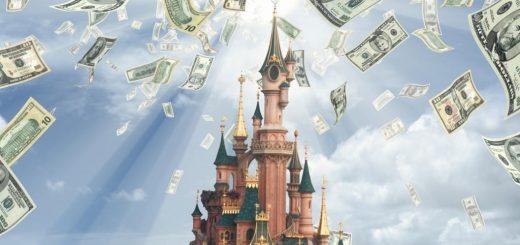 Disney financials