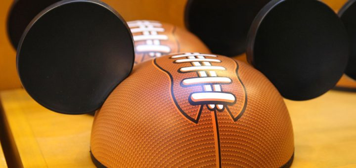 Super Bowl at Disney