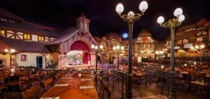 Restaurants In World Showcase