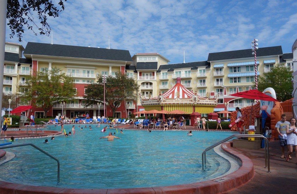 Boardwalk Inn Pool
