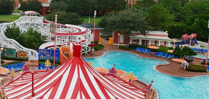 Boardwalk Inn Pool 2