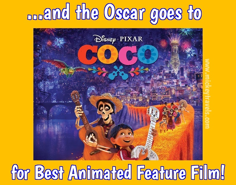 Coco Best animated film