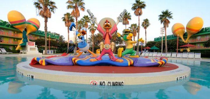 Disney pools