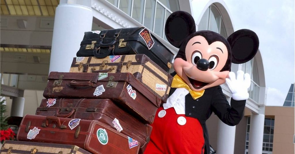 Disney packing tips