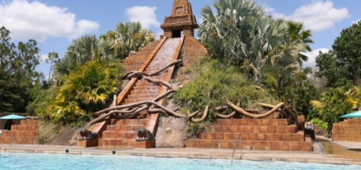 Disney's Coronado Springs Pool