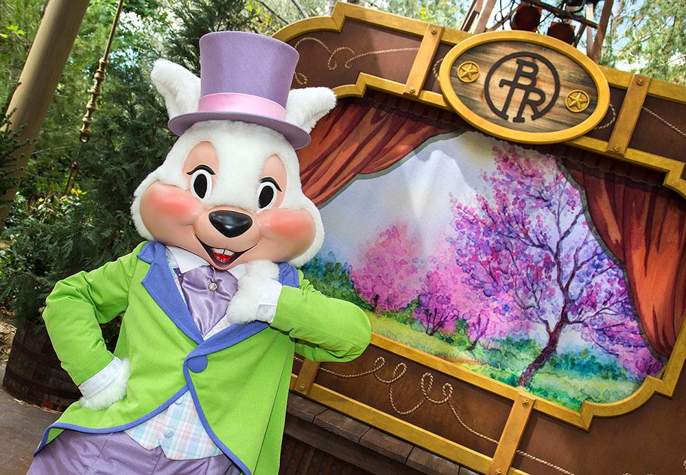 Easter at Disney