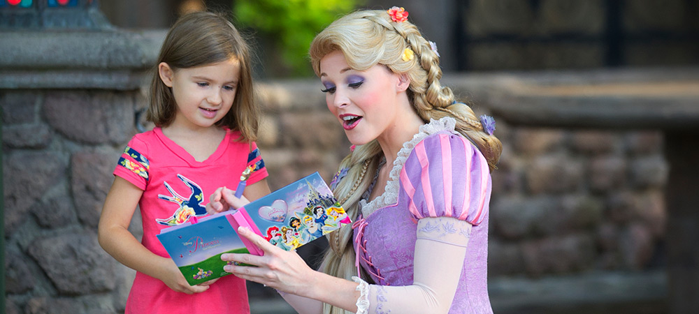 Fantasy Faire Princesses