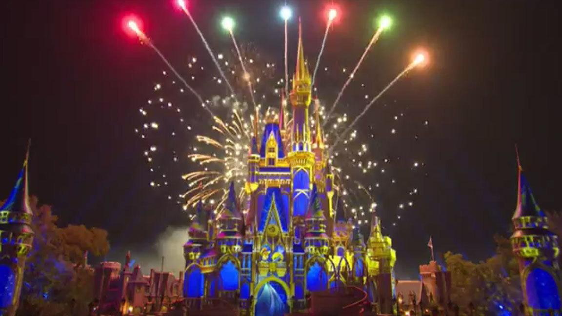 Disney World masks