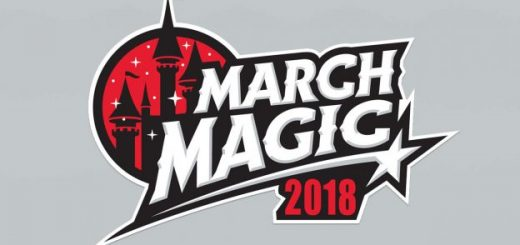 March Magic 2018