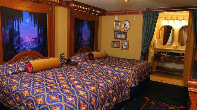 Princess Tiana Royal Guest Room
