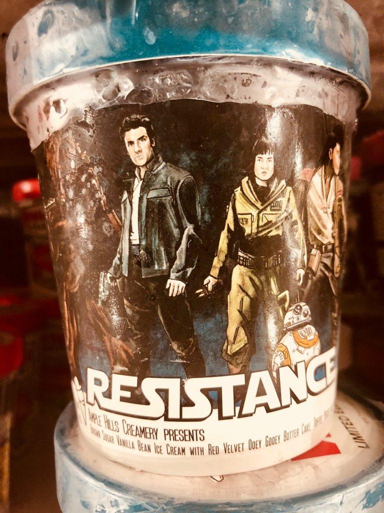 Resistance Ice Cream