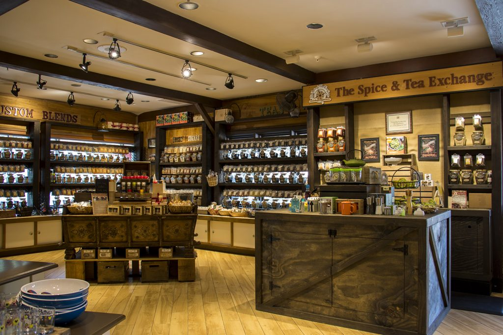 Spice and Tea Disney Springs