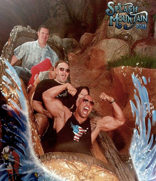 Splash Mountain Flash