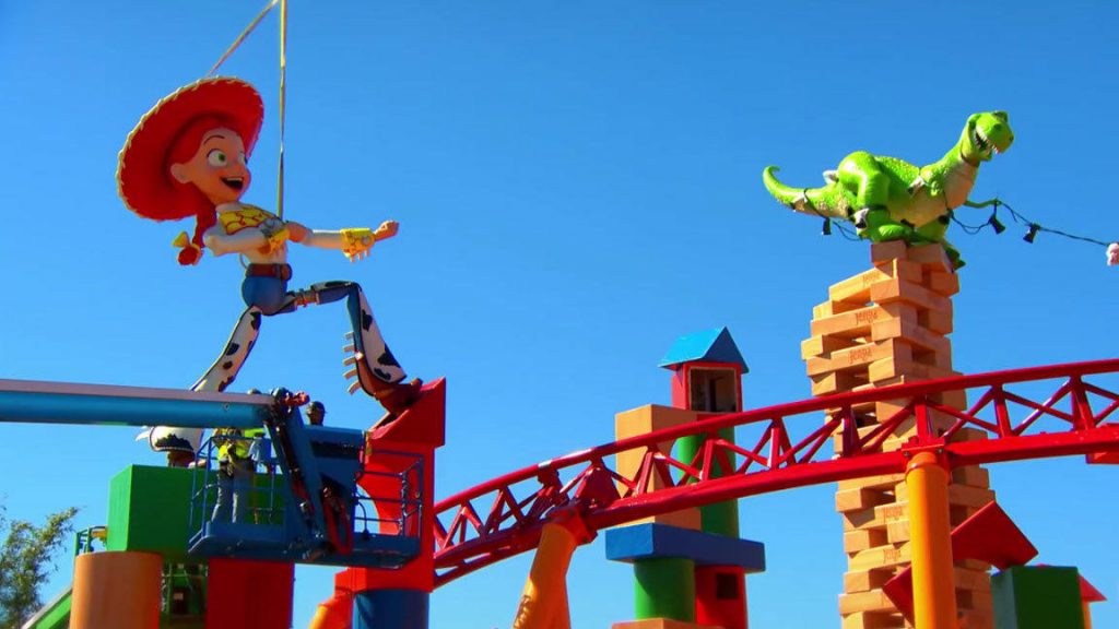 Toy Story Land Hollywood Studios