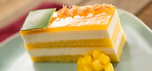Tropical Mousse Cake