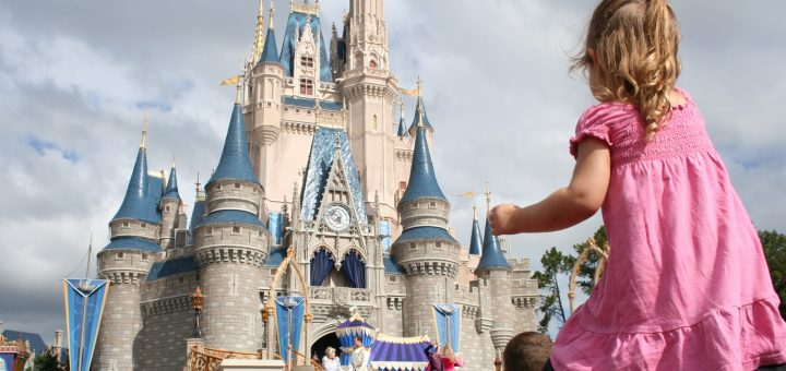 best age to bring a child to disney