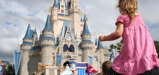 best age to bring children to Disney