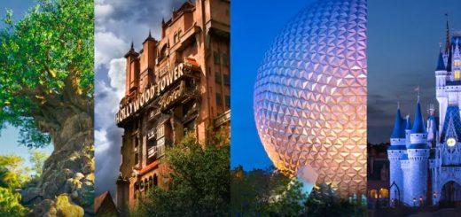Disney World Parks Park Hopper