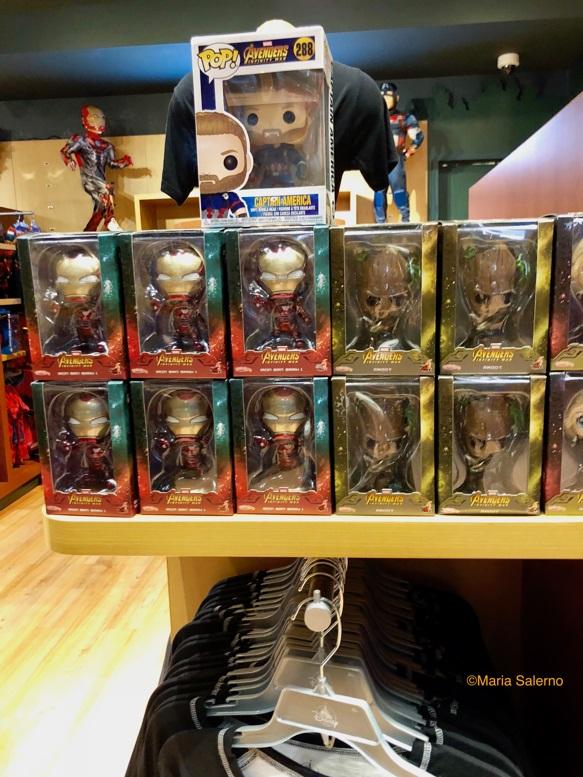 Avengers merchandise