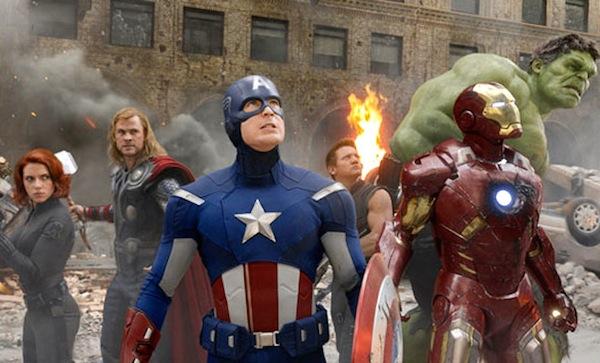 Avengers, Marvel, Birthday