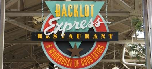 Backlot Express