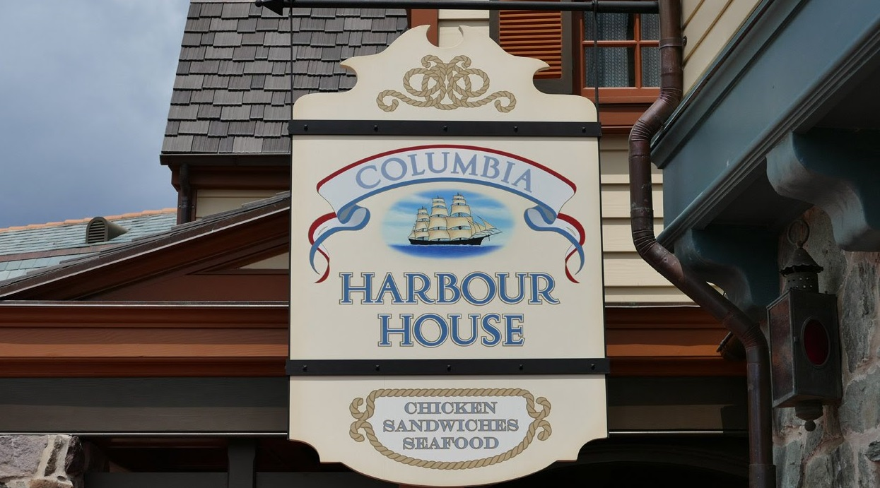 Columbia Harbor House