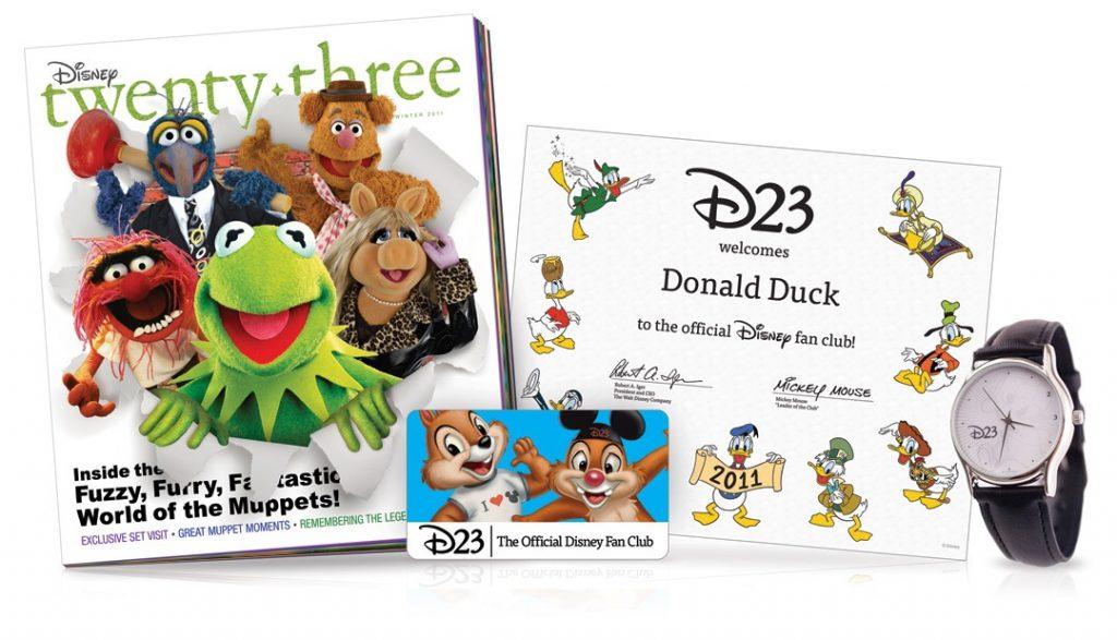D23 members