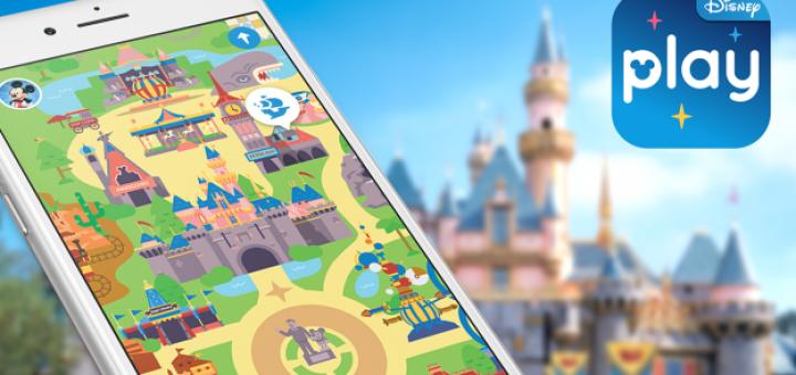Disney Play Parks App