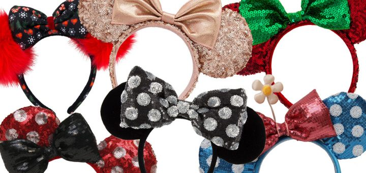 Disney headbands