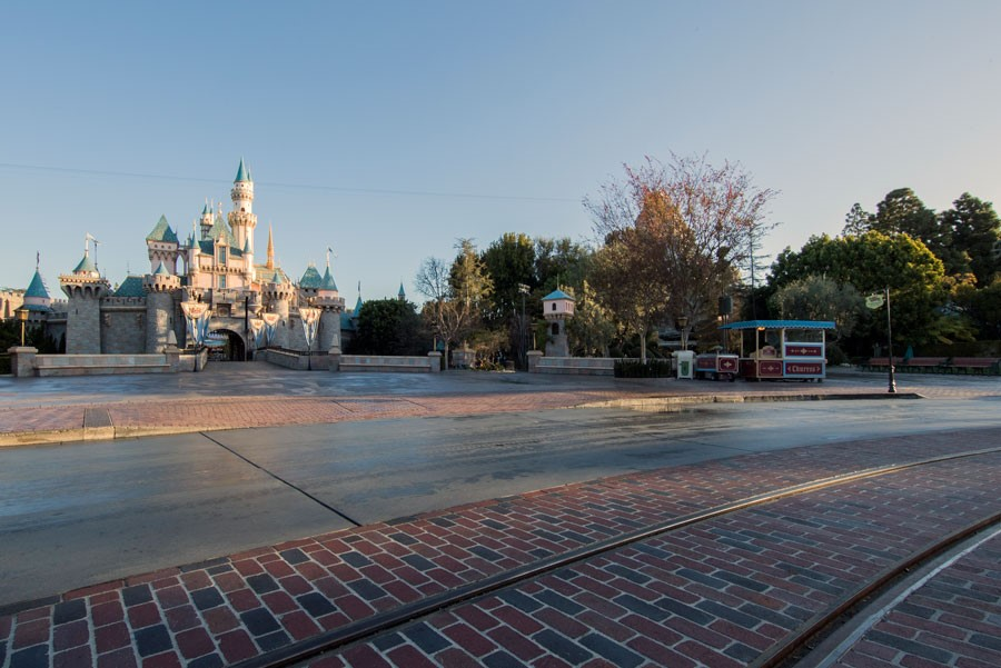 Disneyland refurbishments
