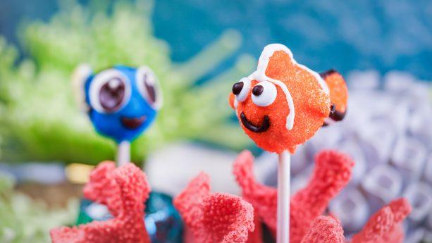 Dory Nemo Apple