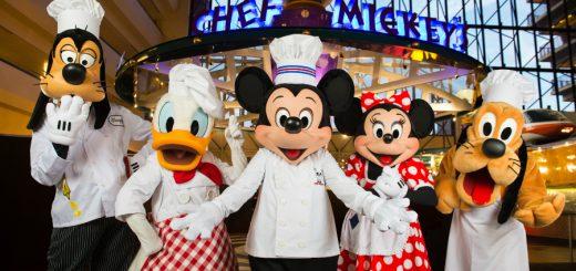 Disney Free Dining