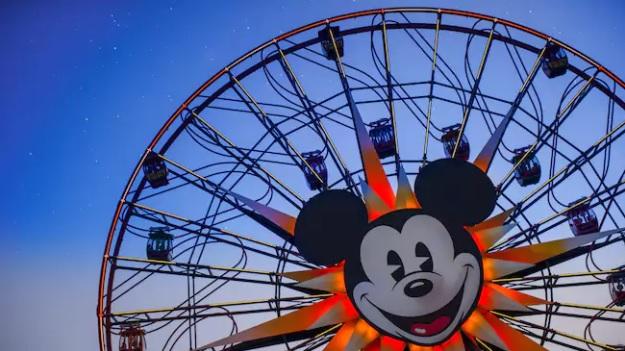 Mickey Wheel