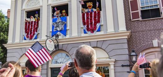 Muppets Magic Kingdom Shows