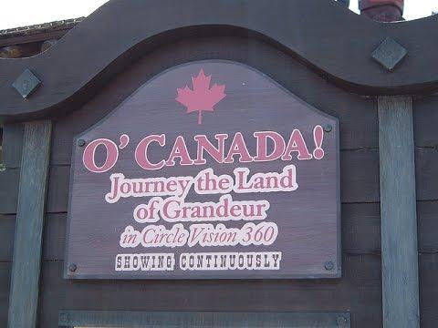 O' Canada Disney