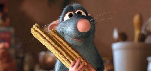 Pixar Fest Churros