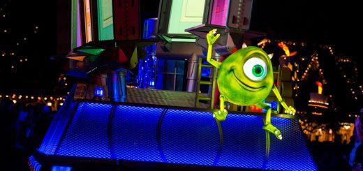 Pixar Fest Disneyland