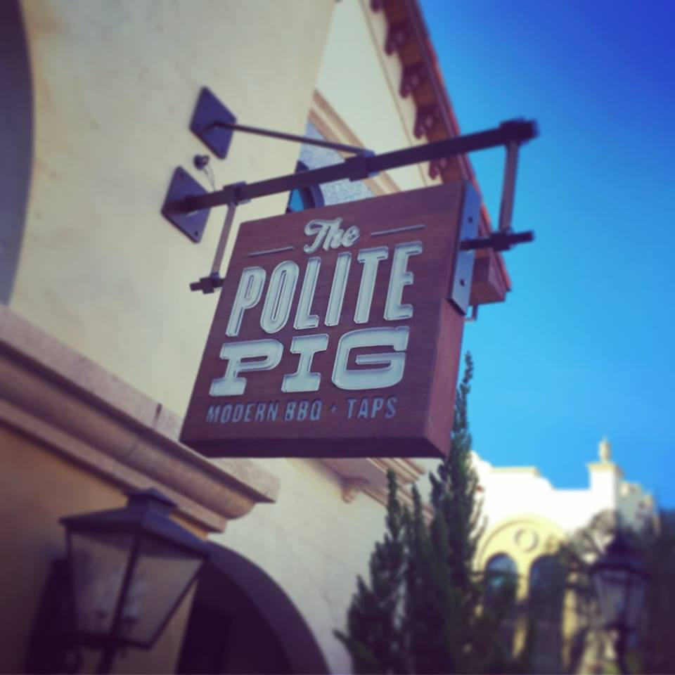 The Polite Pig