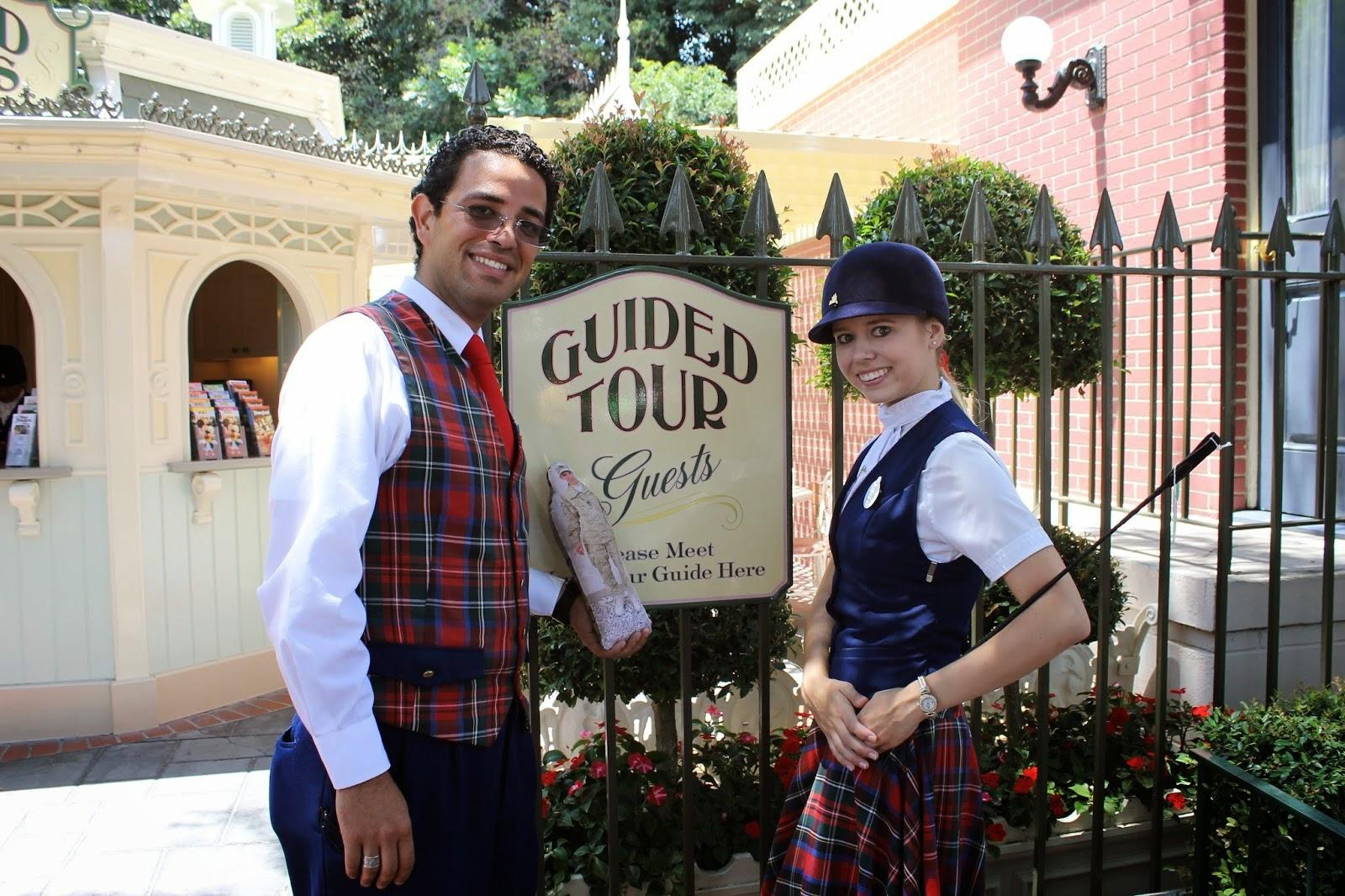 VIP Tour Guide