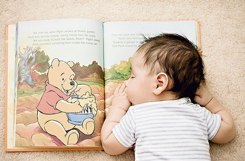 baby sleeping Disney
