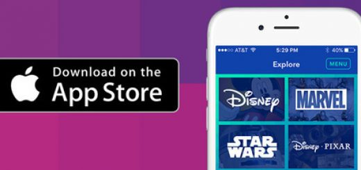 Disney apps for adults