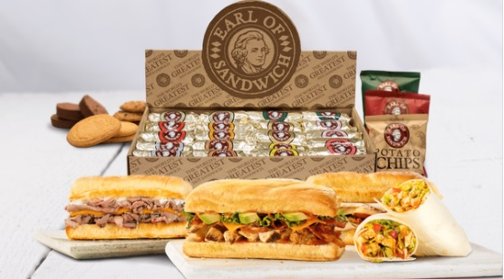 earl of sandwich disney springs