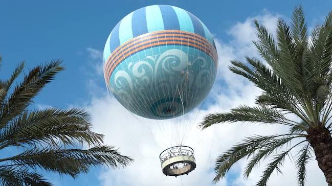 Aerophile Disney