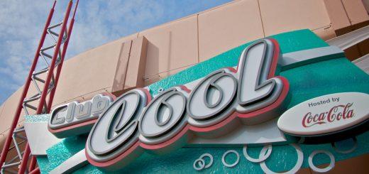 Coca Cola Club Cool