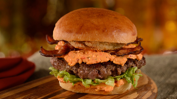 D-Luxe Burger Disney Springs